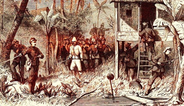 5 akibat perang banjar yang terjadi di pulau kalimantan