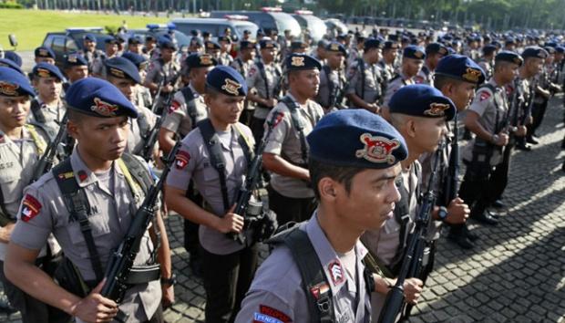 Cara Masuk Brimob yang Terkenal di Indonesia