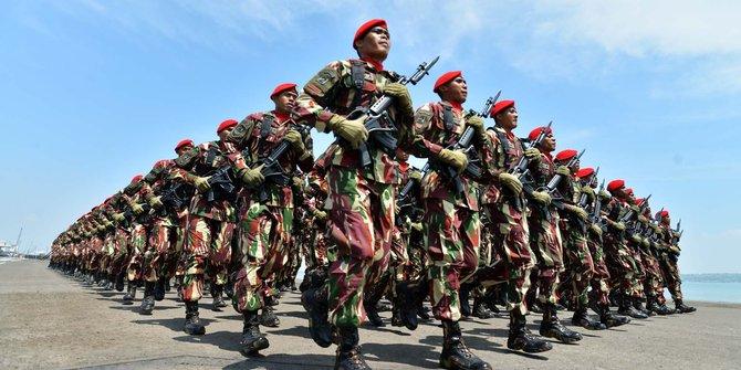 Urutan Pangkat Tentara Nasional Indonesia yang Ada di Indonesia