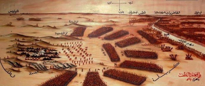 Penyebab Perang Karbala di Irak