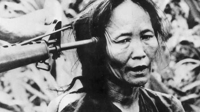 Kekejaman Perang Vietnam yang Tersembunyi