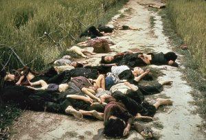 Kekejaman Perang Vietnam