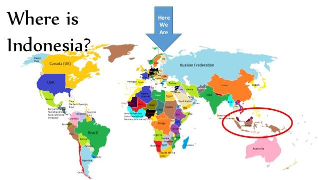 Beberapa Pendapat Orang Inggris Tentang Indonesia