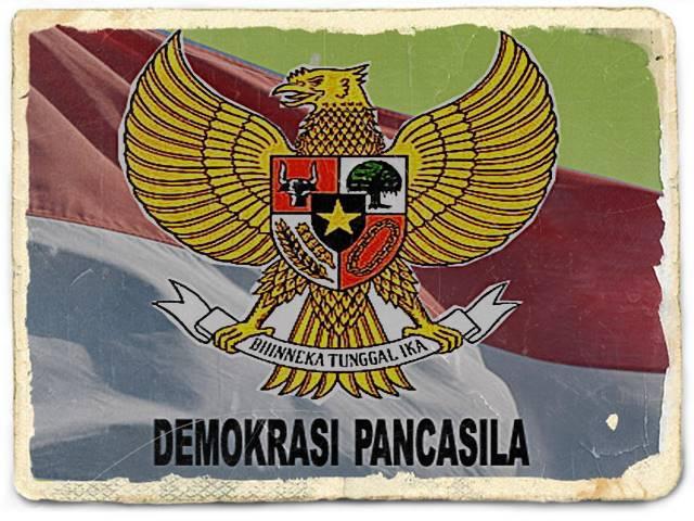 Prinsip-prinsip Demokrasi Pancasila yang Ada di Indonesia