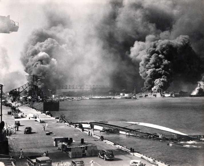 Peristiwa yang Mengawali Perang Dunia 2 di Asia Pasifik