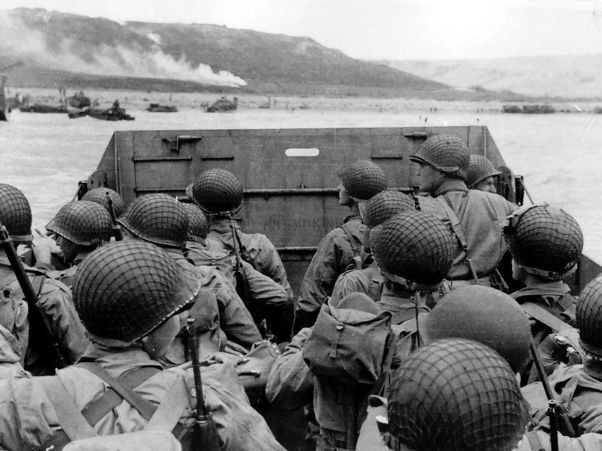 Pihak yang Terlibat Dalam Perang Dunia 2