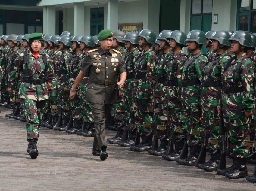 Syarat Fisik Masuk TNI AD Untuk Pendaftar