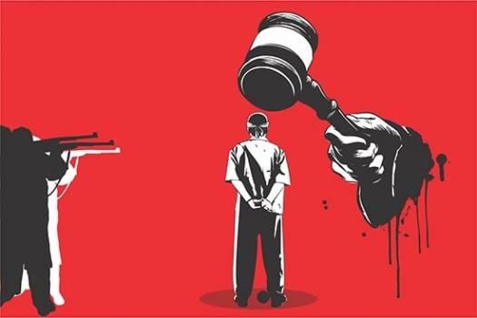 Macam Macam Hukuman Mati yang Ada di Dunia