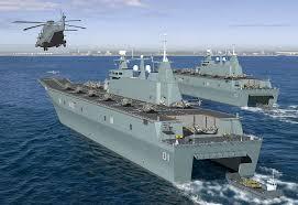 Keunggulan Kapal Perang Buatan Indonesia Berbagai Tipe