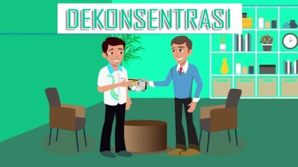Dasar Hukum Dekonsentrasi, Tujuan dan Contohnya Lengkap